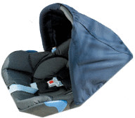 ALVI Sonnenschutz für Babyschale