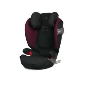Cybex Scuderia Ferrari Kindersitz Solution S-Fix