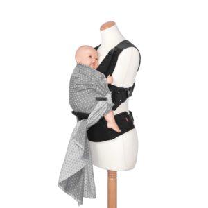 Duo Tragetuch und Babytrage