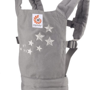 Ergobaby Babytrage für Puppen Galaxy Grey