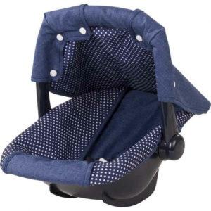 Götz Babytrage/Autositz Denim&Spots