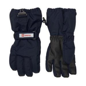 LEGO® WEAR Handschuh LWAIDEN Dark Navy - blau - Gr.104 - Unisex