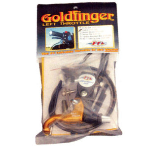 007-1023 Goldfinger Left Hand Throttle Kit for 2000 Ski-Doo Formula 500