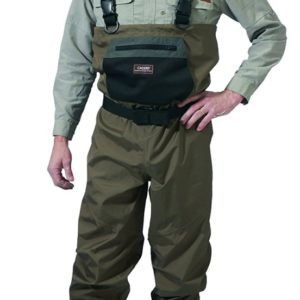 035547 Mens Breathable Stocking Foot Wader, Extra Large