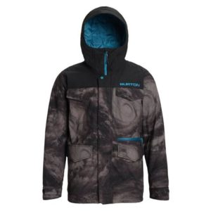 Burton Mens Snow Jacket Covert