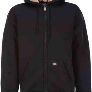 Dickies Sherpa Fleece Hoodie Zwart S