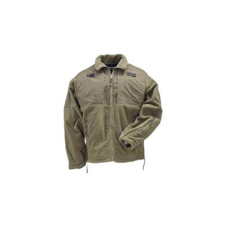 Fleece Jacket, Sheriff Green