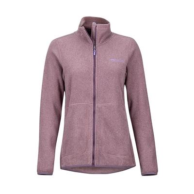 Marmot Pisgah Fleece Womens Jacket - Black - XS