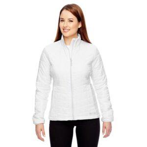 Marmot Women's Calen Jacket, White, Medium