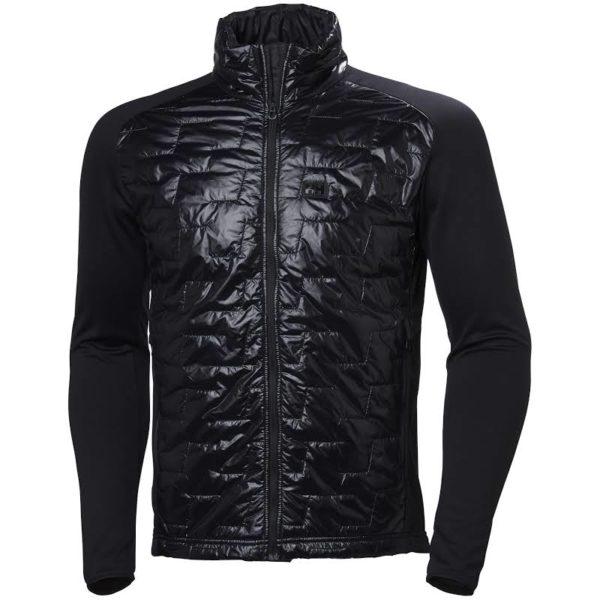 Men's Helly Hansen Lifaloft Hybrid Insulator Jacket, Adult, Size: XL (36), Black