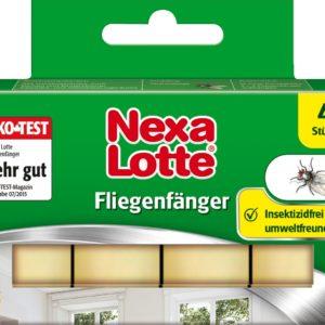 "Nexa Lotte Fliegenfänger"" ""4 Stück"