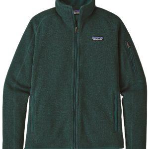 Patagonia Better Sweater Fleece Jacket piki green