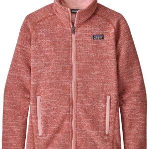 Patagonia Better Sweater Jacket aurea pink