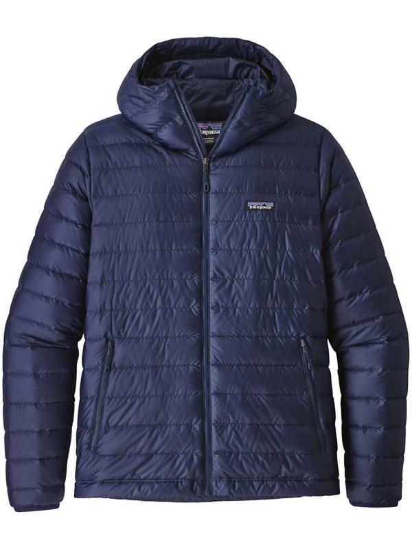 Patagonia Down Sweater Hoody Jacket sininen