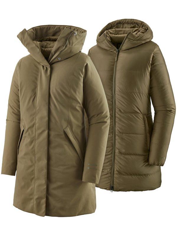 Patagonia Frozen Range 3-in-1 Insulator Jacket vert