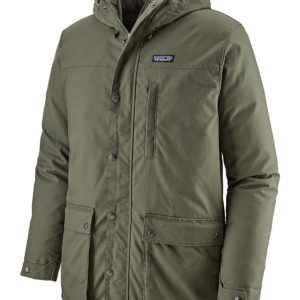 Patagonia Maple Grove Down Parka industrial green