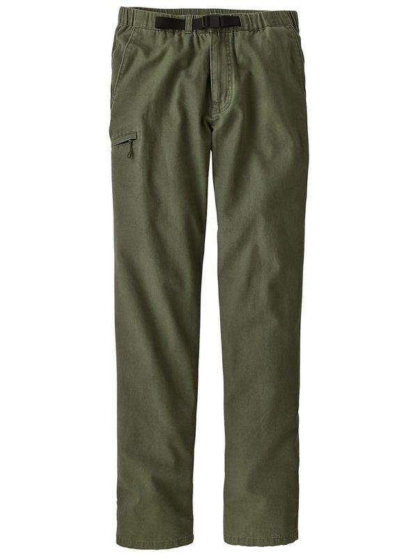 Patagonia Organic Cotton Gi Outdoor Pants groen