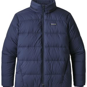 Patagonia Silent Down Jacket blauw
