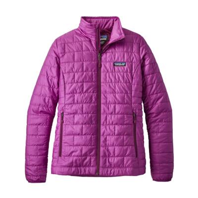 Patagonia Women's Nano Puff Jacket Dame syntetjakker mellomlag Lilla L