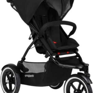 Phil & Teds Sport Buggy Black (2016)