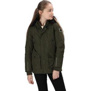 Regatta Boys Proktor Waterproof Breathable Parka Jacket 11-12 Years - Chest 75-79cm