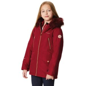 Regatta Boys & Girls Pecola Durable Thermal Waterproof Walking Jacket 5-6 Years - Chest 59-61cm (Height 110-116cm)