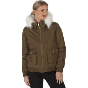 Regatta Womens/Ladies Berdine Waterproof Termal Guard Walking Jacket 20 - Bust 45' (114cm)