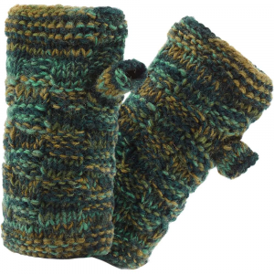 Sherpa Basket Weave Rimjhim Handwarmer