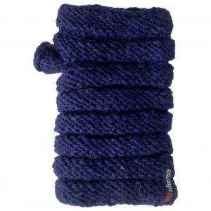 Sherpa - Women's Ilam Handwarmers - Armstulpen blau