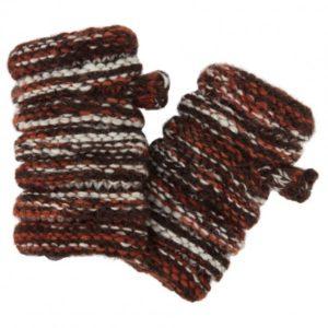 Sherpa - Women`s Rimjhim Handwarmers 2 - Gants taille One Size, brun/noir