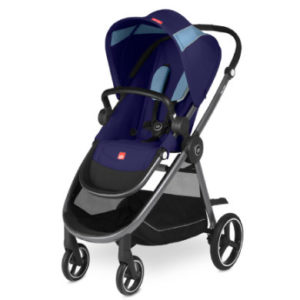 gb GOLD Buggy Beli Air4 Sapphire Blue-navy blue - Blauw