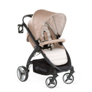 hauck Buggy Lift up 4 Fungi - beige